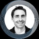 Black-and-white portrait of Jack Goodloe, Sponsoring Consultancy Director